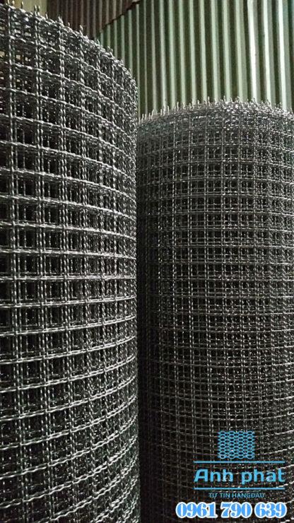 kho lưới đan inox 304