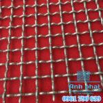 Lưới inox đan 15x15