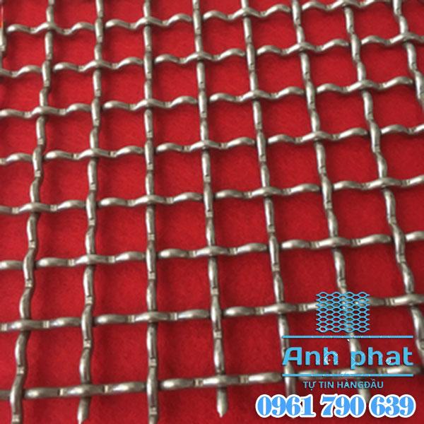 Lưới inox đan 15×15