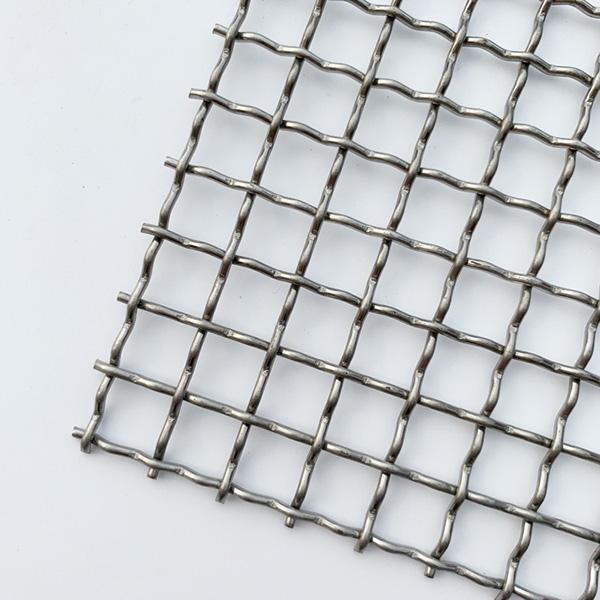 Lưới inox ô vuông