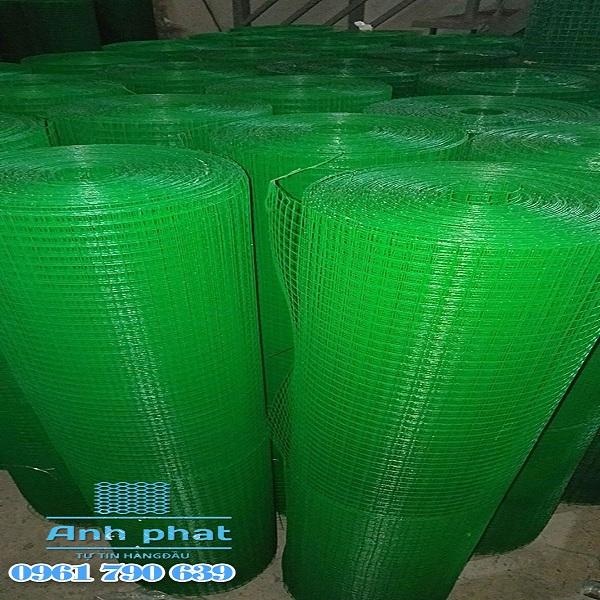 Lưới kẽm bọc nhựa