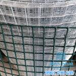 Lưới kẽm hàn 12x12