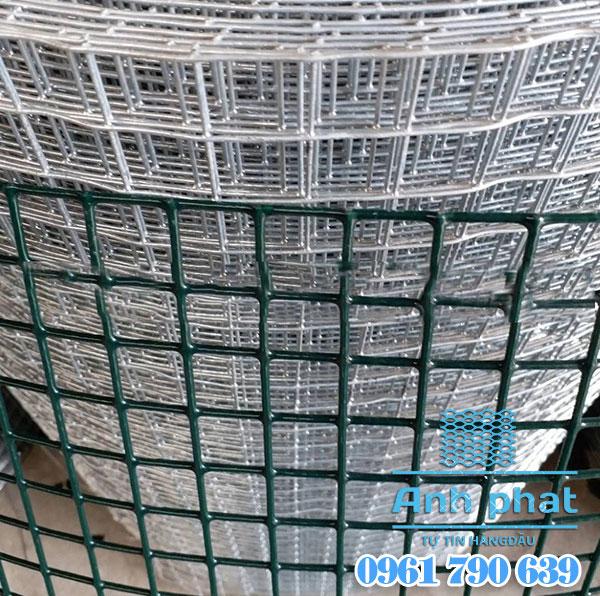 Lưới kẽm hàn 12×12