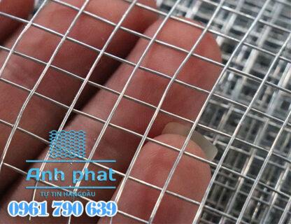 lưới kẽm hàn ô 5mm