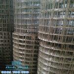 Lưới thép hàn mạ kẽm 50x50
