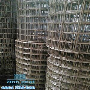 Lưới thép hàn mạ kẽm 50×50