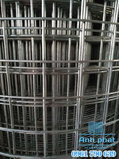lưới thép hàn mạ kẽm làm chuồng nuôi