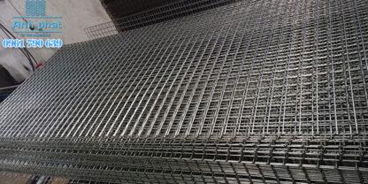 Lưới thép hàn tấm mạ kẽm