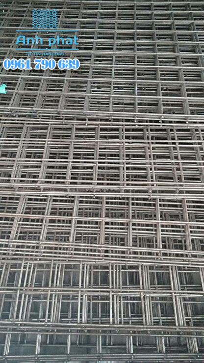 tấm lưới mạ kẽm ô vuông 30x30