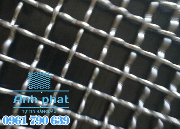 lưới đan sàng cát