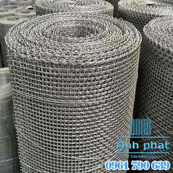 Lưới inox 304 dùng để sàn cát
