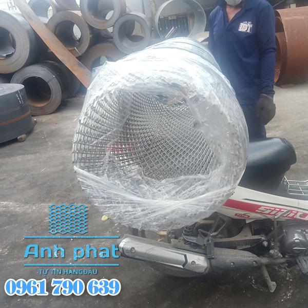lưới mắt cáo inox 30x60