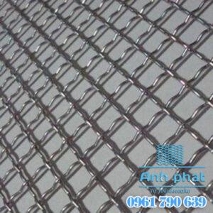 Lưới inox sàng đá