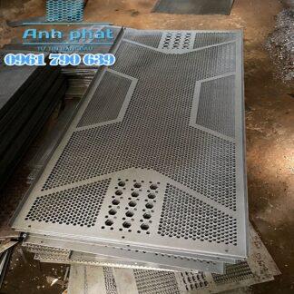 lưới kim loại đục lỗ