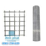Lưới kẽm hàn 25x25