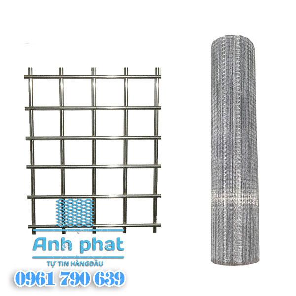 Lưới kẽm hàn 25×25