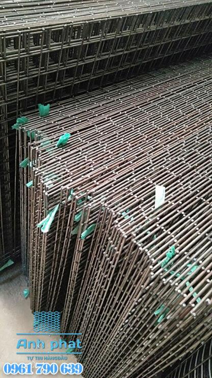 kho lưới hàn bằng thép