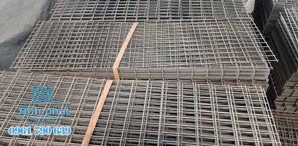 lưới thép hàn dạng tấm