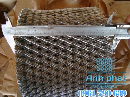 Lưới hình thoi 25x50mm