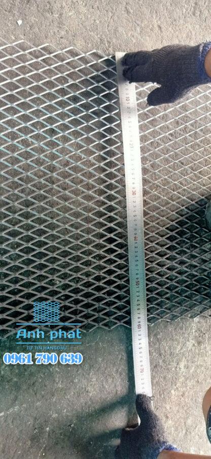 Lưới mắt cáo sợi 3x3 ô 25x50mm