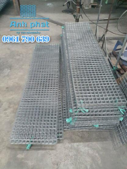lưới sắt đổ bê tông