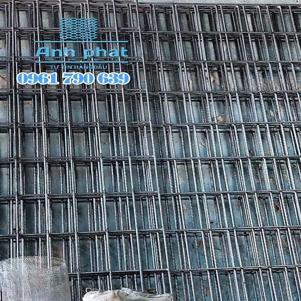 Lưới thép đổ bê tông