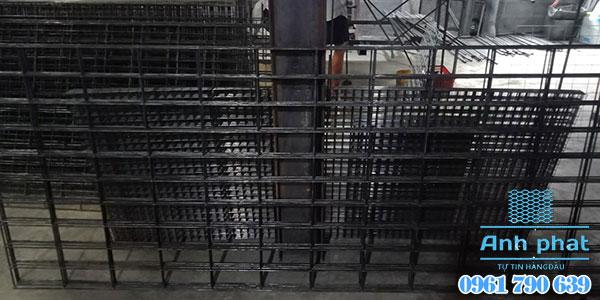 tấm lưới sắt đổ bê tông
