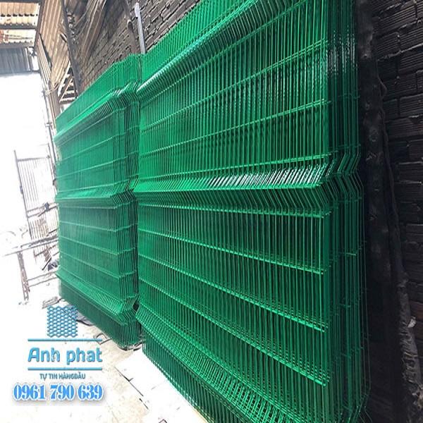 Lưới thép hàng rào chấn sóng